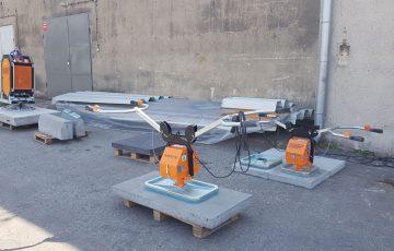 2 dni wynajmu na urządzenia do podnoszenia betonu gratis w CatchShift!