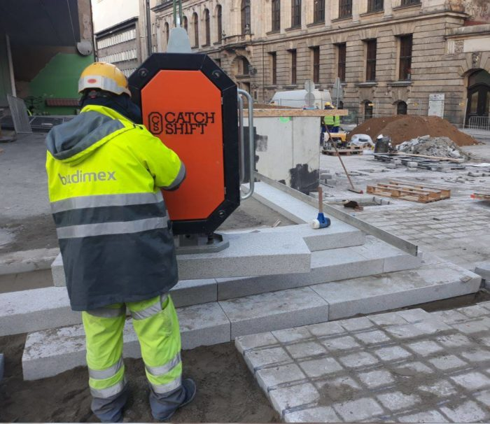 Budimex is among the contractors that have taken advantage of the Wolf2000