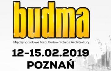 Będziemy na tegorocznych targach budowlanych Budma!