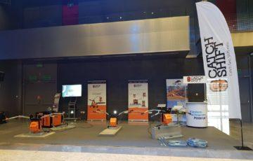 CatchShift wystawcą na wydarzeniu organizowanym przez Polbruk