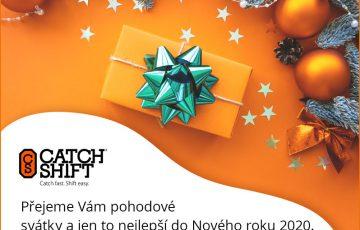 Přejeme vám krásné svátky a všechno nejlepší do Nového roku 2020!