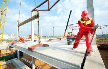 8 dobrych praktyk podczas montażu płyt betonowych