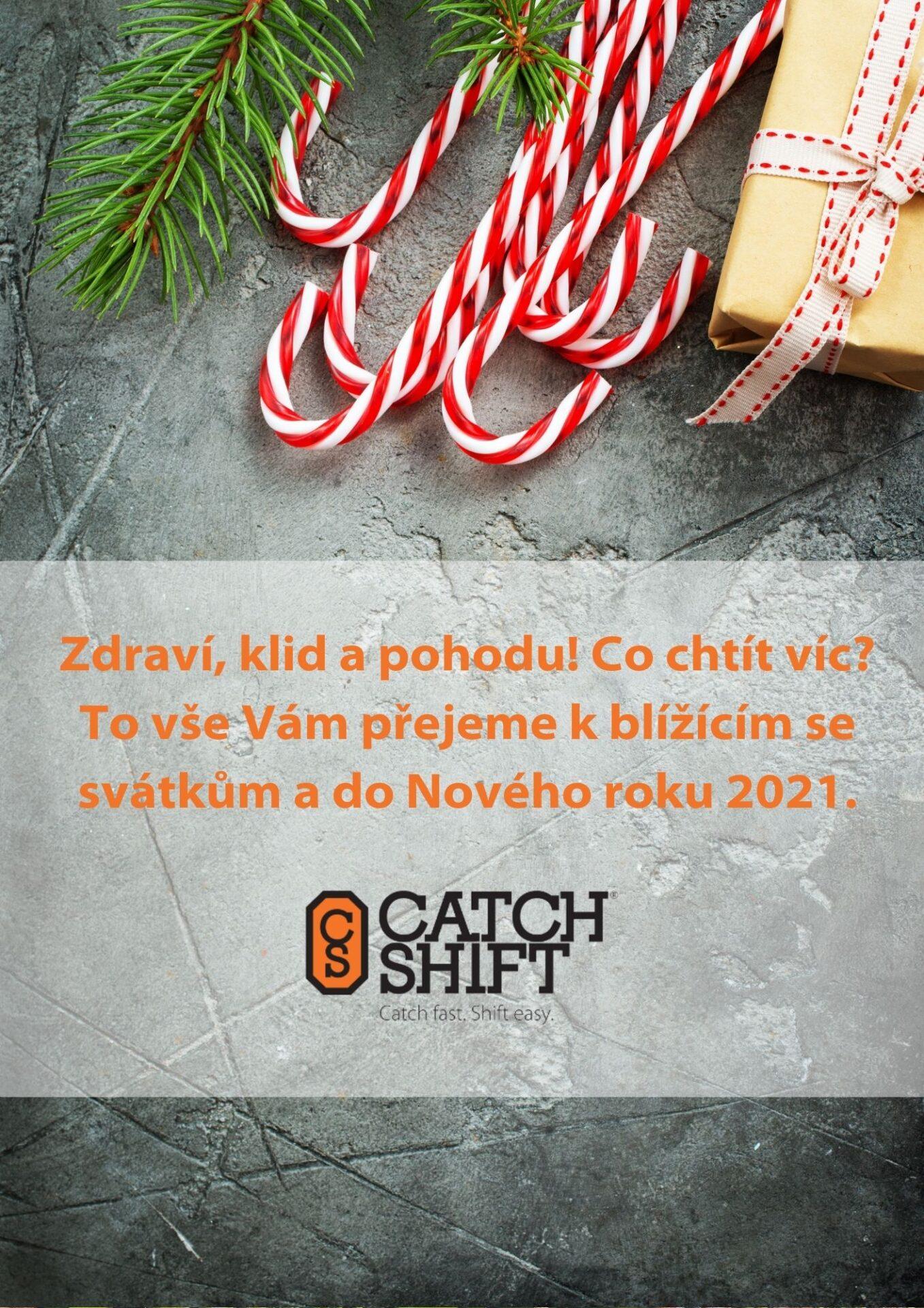 Přejeme vám hezké svátky a vše nejlepší do Nového roku 2021!